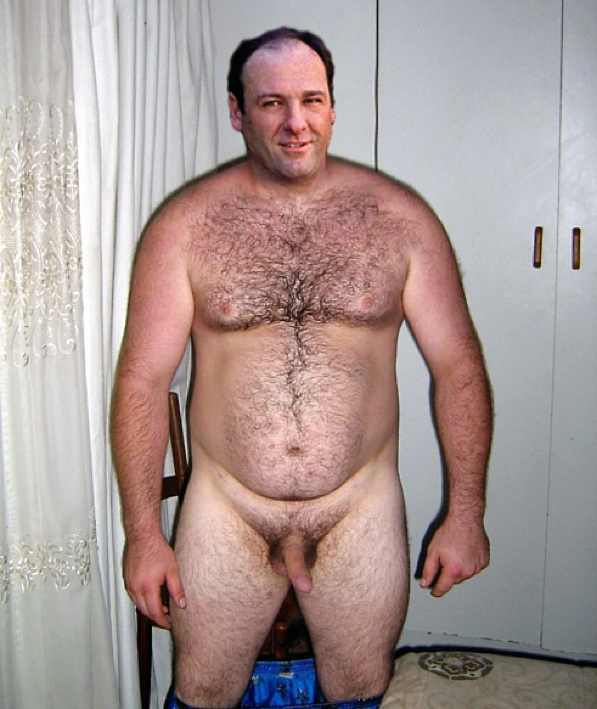 James gandolfini nude