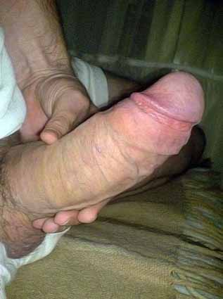 Big Fat White Cock 39