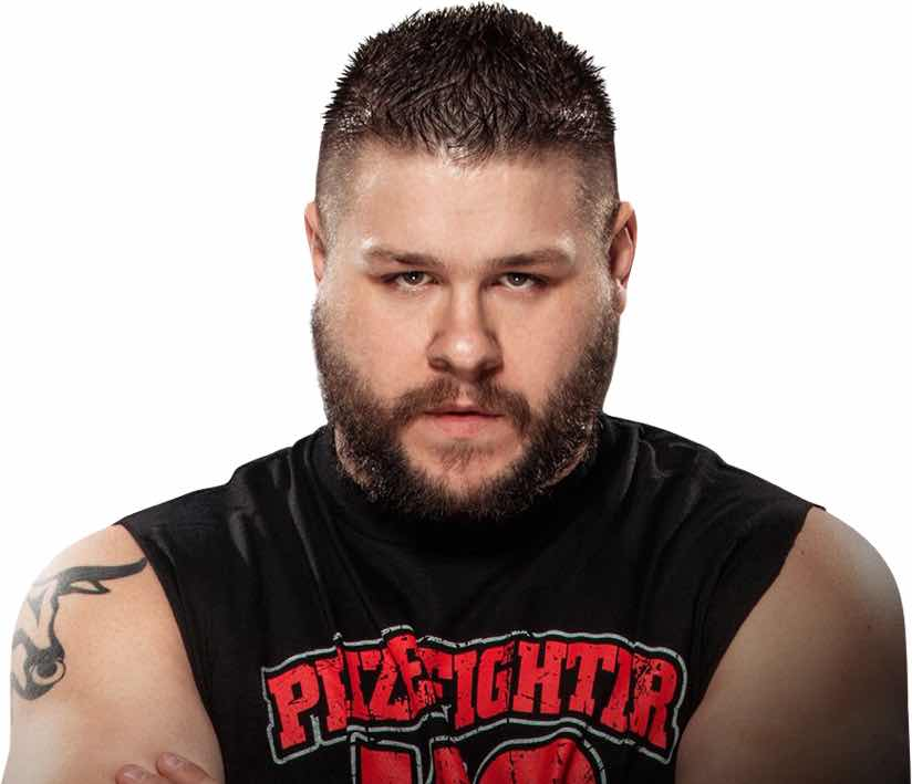 WWE issued a storyline injury update on Kevin Owens following Owens being thrown from the top of the steel cage by Braun Strowman at WWE Extreme Rules